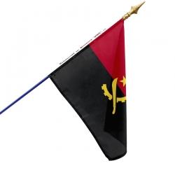 Drapeau Angola drapeau du monde Unic