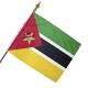 Drapeau Mozambique par Unic fabricant de drapeaux en France