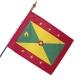 Drapeau Grenade tous les drapeaux Unic