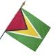 Drapeau Guyana fabricant de drapeaux Unic