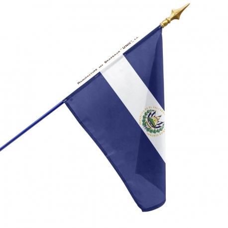 Drapeau Salvador drapeaux des Pays d'Amérique