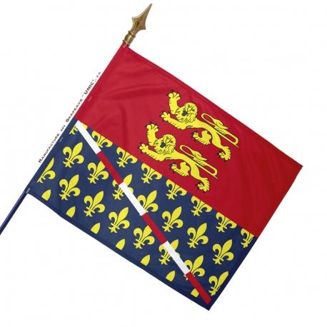 Drapeau Eure historique