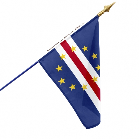 Drapeau Cap Vert tous les drapeaux Unic