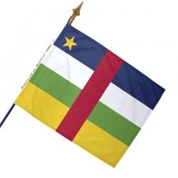 Drapeau Centrafrique Unic tous les drapeaux
