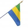 Drapeau Gabon tous les drapeaux Unic