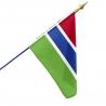 Drapeau Gambie tous les drapeaux Unic