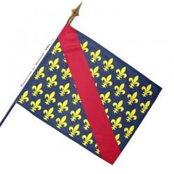 Drapeau Allier historique