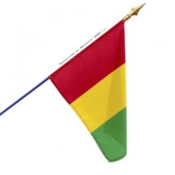 Drapeau Guinee fabricant de drapeaux Unic