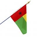 Drapeau Guinee Bissau