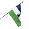 Drapeau Lesotho tous les drapeaux des pays Unic