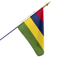 Drapeau Ile Maurice drapeaux des pays du monde