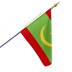 Drapeau Mauritanie drapeaux Unic