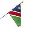 Drapeau Namibie tous les drapeaux pays d'Afrique Unic