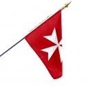 Drapeau Croix de Malte