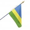 Drapeau Rwanda dans drapeaux pays d'Afrique