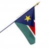 Drapeau Soudan du Sud dans drapeaux des pays d'Afrique
