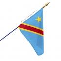 Drapeau RDC Congo
