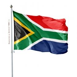 Pavillon Afrique du Sud drapeau du monde