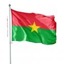 Pavillon Burkina Faso