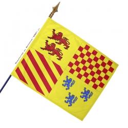 Drapeau Corrèze historique