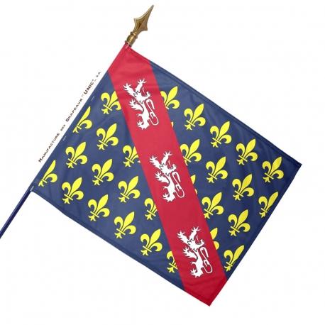 Drapeau Creuse historique