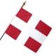 Drapeau Savoie Unic drapeau region