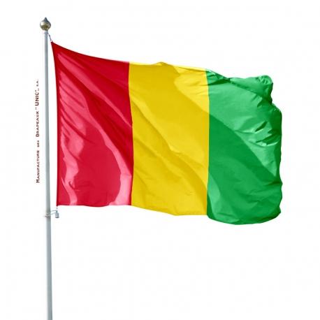 Pavillon Guinee drapeau des pays Unic