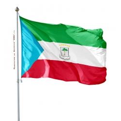 Pavillon Guinee Equatoriale drapeau des pays Unic