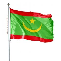 Pavillon Mauritanie dans drapeaux des pays Unic