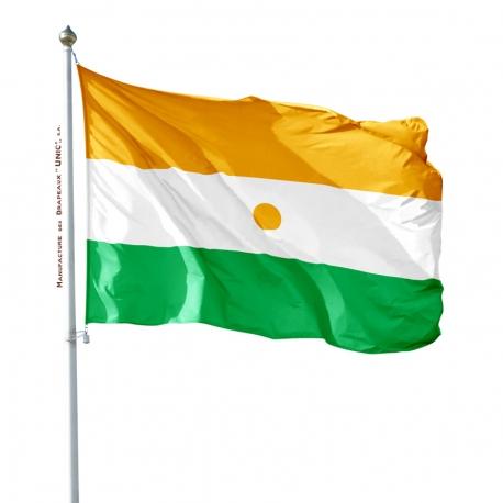 Pavillon Niger drapeaux des Pays d'Afrique Unic