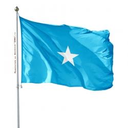 Pavillon Somalie drapeaux des pays d'Afrique Unic