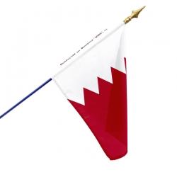 Drapeau Bahrein drapeau du monde Unic