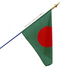 Drapeau Bangladesh drapeau pays Unic