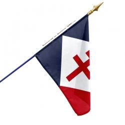 Drapeau Forces Navales Françaises Libres