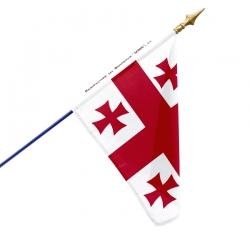 Drapeau Georgie tous les drapeaux Unic
