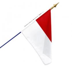 Drapeau Indonésie drapeaux du monde Unic