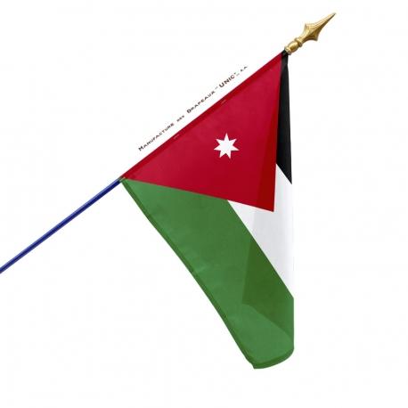 Drapeau Jordanie tous les drapeaux du monde Unic