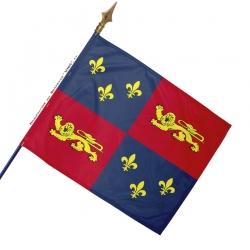 Drapeau Landes historique