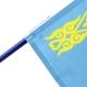 Drapeau Kazakstan tous les drapeaux pays Unic