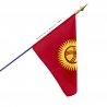 Drapeau Kirghizistan tous les drapeaux pays Unic