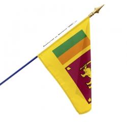 Drapeau Sri Lanka drapeaux des pays Unic