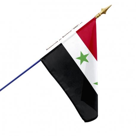 Drapeau Syrie dans drapeaux des pays Unic