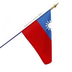 Drapeau Taiwan dans Drapeaux des pays Unic
