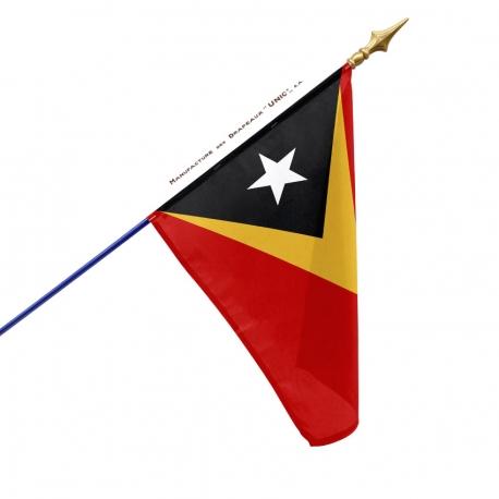 Drapeau du Timor dans drapeaux des pays Unic