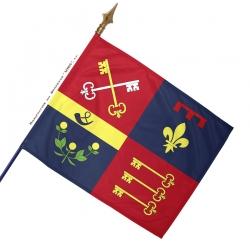Drapeau Vaucluse historique