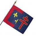 Drapeau Maine et Loire historique