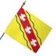 Drapeau Meurthe et Moselle historique
