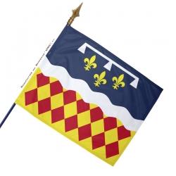 Drapeau Charente historique