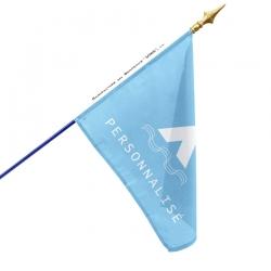 Drapeau personnalisé drapeaux Unic