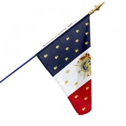 Drapeau Second Empire français